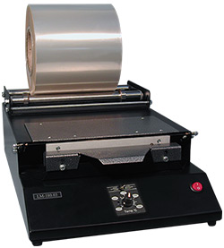Kalibrius LM-180 Wrapping machine. BD (BluRay), DVD, CD, etc.